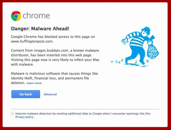 Νέος Google Chrome 32 με αυτόματη προστασία Malware