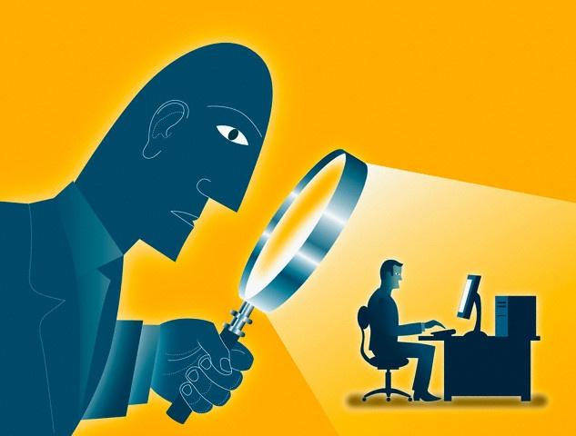 Ανησυχίες για την καταπάτηση ιδιωτικότητας μέσω διαδικτύου