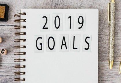 πως να θέσετε νέους στόχους το 2019