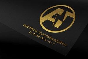 AT Electro - Δημιουργία Λογότυπου