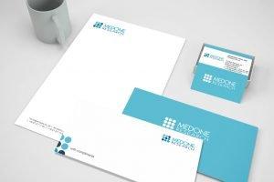 Medone Research - Εταιρική Ταυτότητα